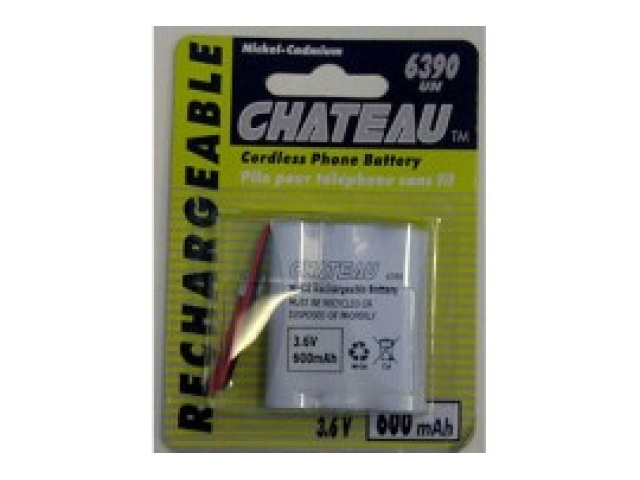 Battery for cordless phone 6390