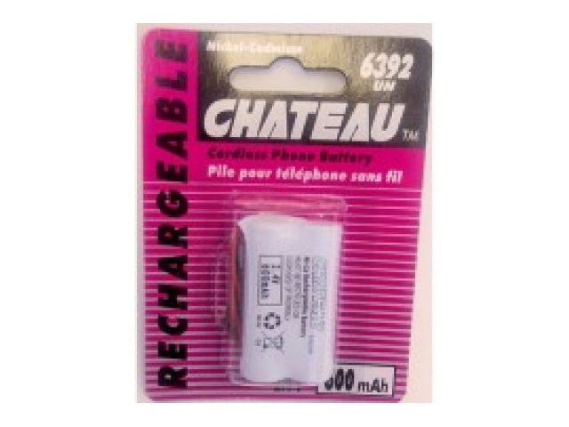 Battery for cordless phone 6392