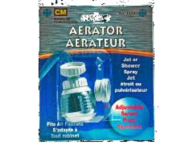 Aerator Jet Or Shower Swivel