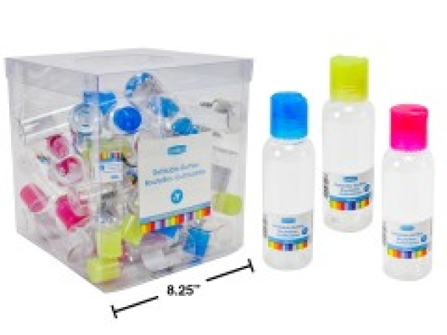 Bodico Travel Bottle, 36pc/dpy,
