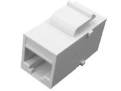 Inline Coupler w/ Keystone Latch for CAT6/5e